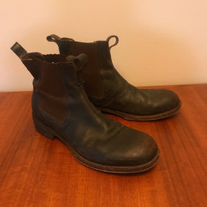 Frye Mens Distressed Chelsea Boot SZ 12
